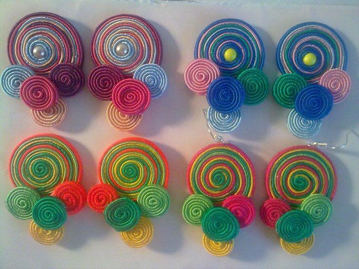 rotelle multicolor