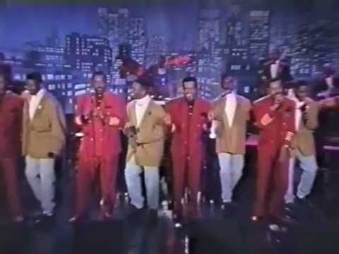 The Temptations / Cant Get Next To You (TV Live) on The Arsenio Hall Show
