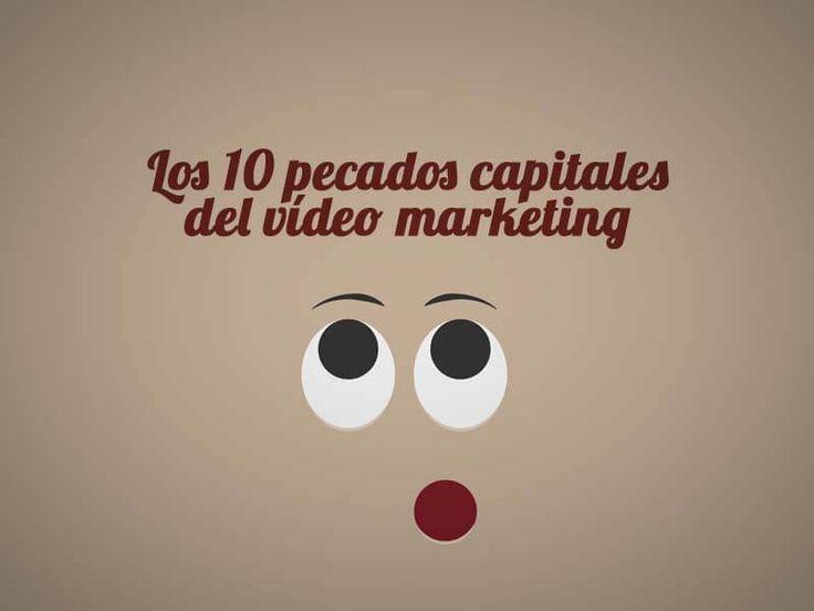 Hemos hablado en muchas ocasiones ya sobre qué hacer para triunfar con un vídeo, cómo conseguir que posicione o cómo difundirlo a través de diferentes canales para conseguir más alcance. Pero, ¿y qué pasa con la parte negativa? ¿Cuáles son los errores de vídeo marketing que debes evitar?