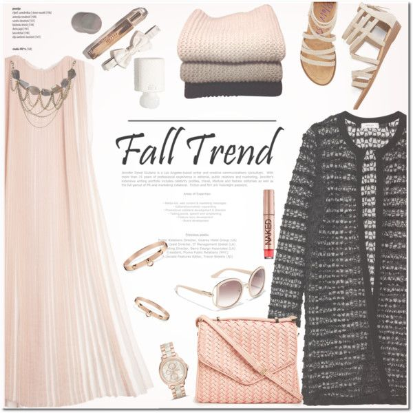 No 249 Fall Jewelry Trend Rose Gold Outfit Idea 2017