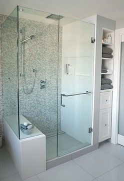 Top 8 ideas about laundry bath combo on pinterest for Washer and dryer in bathroom designs