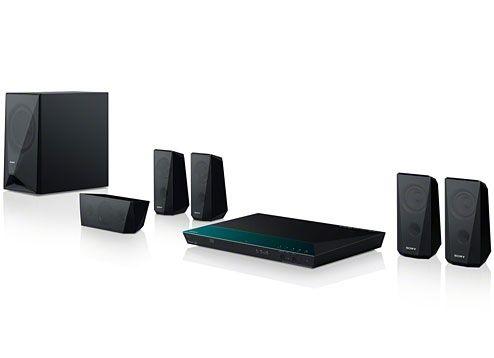 BDV-E3100 : Blu-ray Home Theatre Systems : Home Theatre System : Sony India