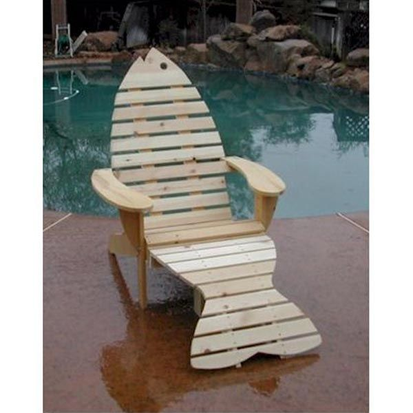 17 Best images about Adirondack Fish Chairs on Pinterest | Photographs, Chairs and Hardware