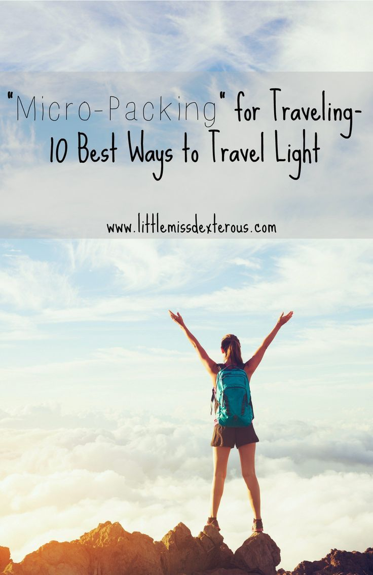 """Do you LOVE to travel? Here is a list of the 10 Best Lightweight Travel Accessory """"must haves"""" that allow me to travel efficiently, lightly, and easily."""
