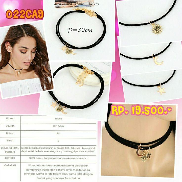 #aksesorismurah #chokermurah #kalungmurah #necklacemurah #kenscollection #wa08176386938 #pinbbm521D10B9 kens-collection.com