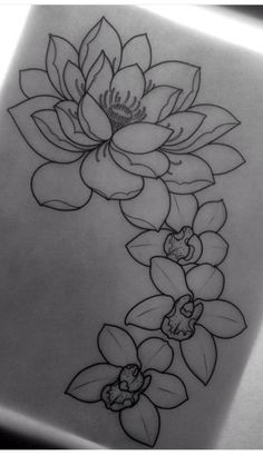 Lotus flower with gray, purple, and teal on my shoulder!!!