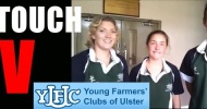 InTouch TV Interview: Annaclone & Magherally YFC Tag Rugby Team Players Comment On Playing A Bit Of Tag Rugby