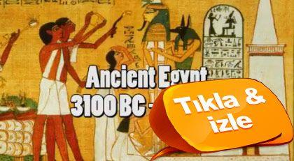 Antik Mısır, Sümerler, Asurlular, Göktürkler böyle konuşuyorlardı