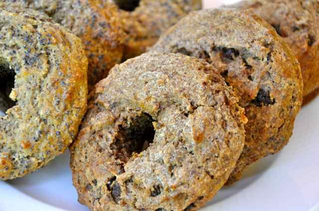 Best gluten free cinnamon bagel recipe realhealthyrecipes.com