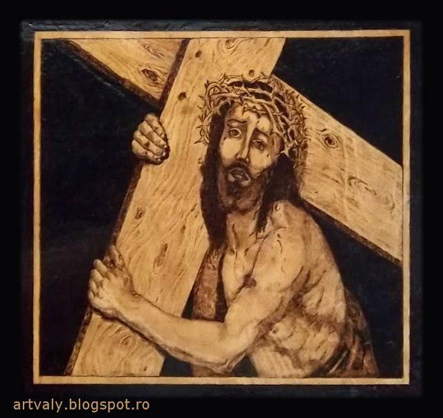 ArtValy: Isus cu crucea De vânzare ! (contact vali_negrutzu@yahoo.com)