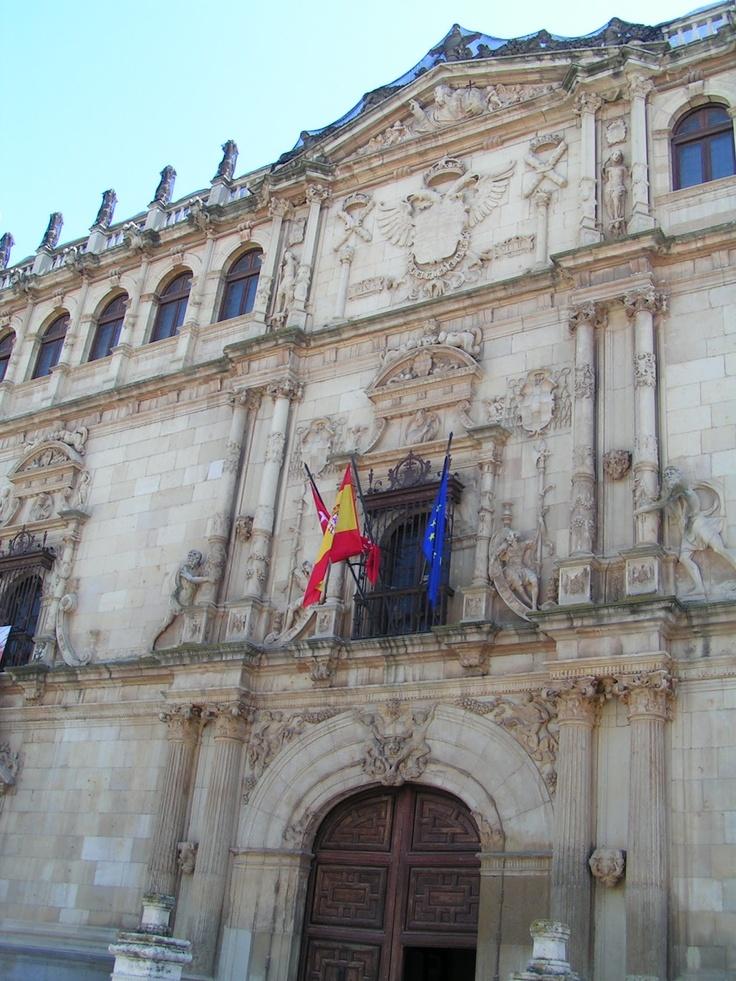 Alcala de henares where ill do my masters rockstar living pinterest madrid and masters - Casas regionales alcala de henares ...
