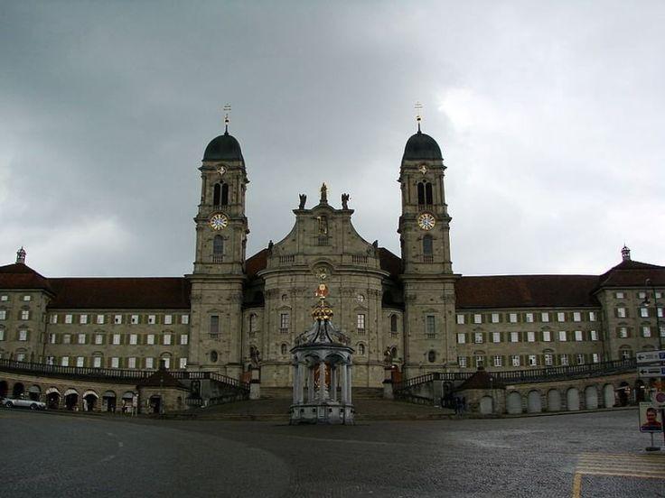 Abbazia di Einsiedeln, Svizzera