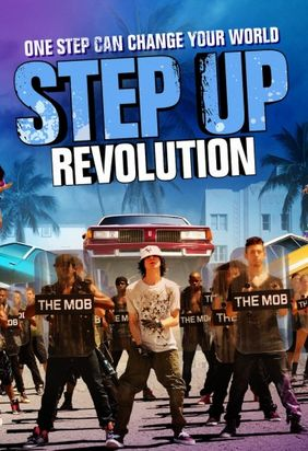 """Occupy's protest politics reach the bubbly """"Step Up"""" dance movies."""