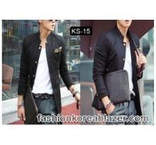 Black Blazer Jacket IDR : Rp 265.000 CP : 085740000609