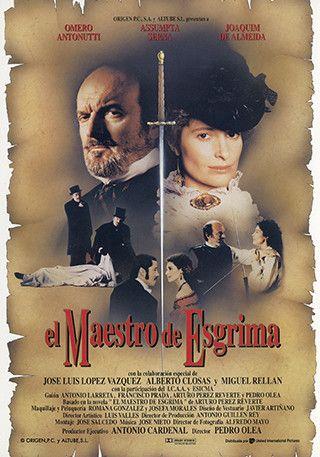 El maestro de esgrima (Pedro Olea, 1992)                              …