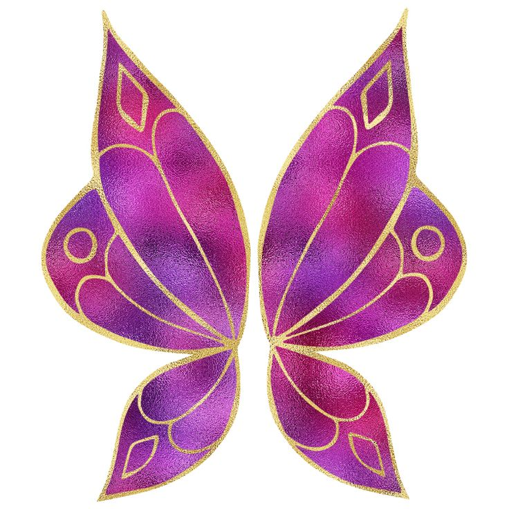 Wings Temporary Tattoos #692