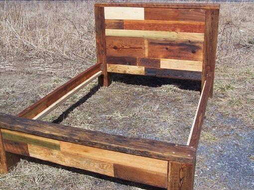 the 25 best reclaimed wood bed frame ideas on pinterest reclaimed wood beds diy bed frame and reclaimed wood headboard