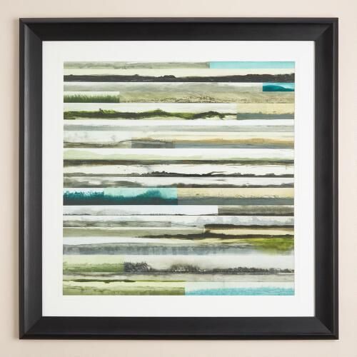 One of my favorite discoveries at WorldMarket.com: Neutral Plains by Kyle Goderwis