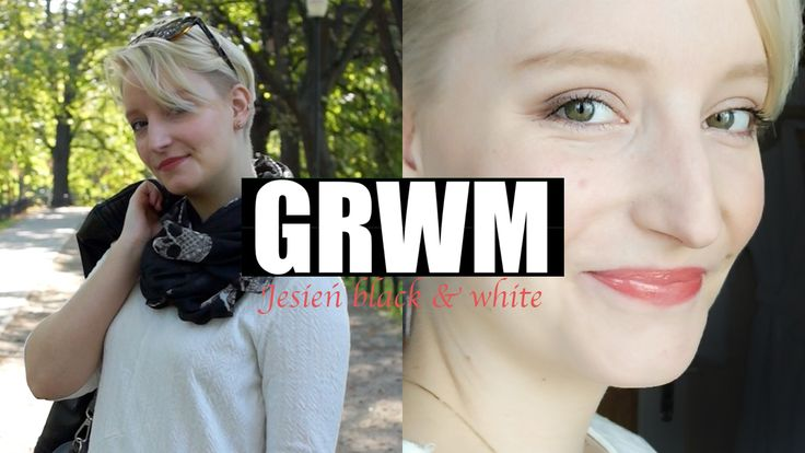GRWM: Jesień black&white http://thecarolinasbook.net/grwm-jesien-blackwhite/