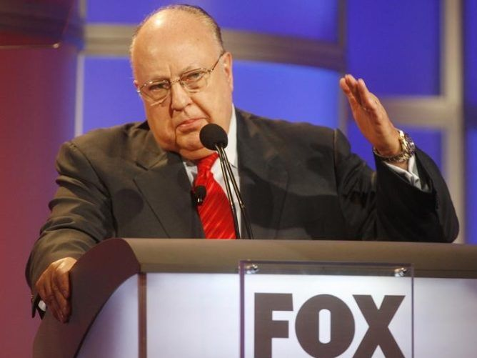 Fox Settles With Gretchen Carlson For $20 Million On Ailes' Behalf