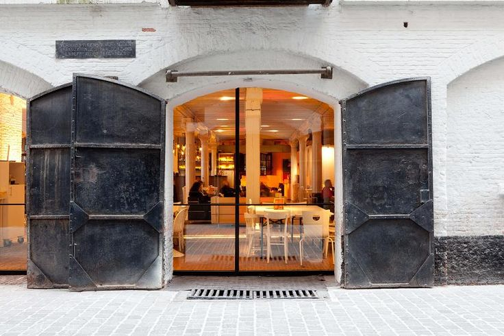 Restaurant Felix Pakhuis Antwerp Make sure you add it to you #bucketList when planning your trip to #Antwerp #Belgium www.cityisyours.com