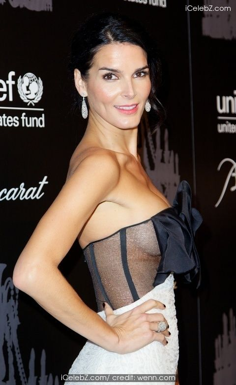 Angie Harmon  The U.S. Fund for UNICEF hosts its ninth annual UNICEF Snowflake Ball at Cipriani Wall Street http://www.icelebz.com/events/the_u_s_fund_for_unicef_hosts_its_ninth_annual_unicef_snowflake_ball_at_cipriani_wall_street/