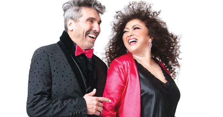 I just entered for a chance to win 2 tickets to see Amanda Miguel & Diego Verdaguer at Fox Performing Arts Center on Friday, June 9th!