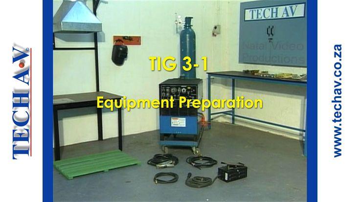 Tungsten Inert Gas Welding (TIG Welding) 3-1