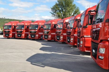 Man  tgx efficient line