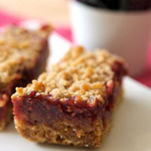 Chewy Raspberry Streusel Bars | Favorite Recipes | Pinterest ...
