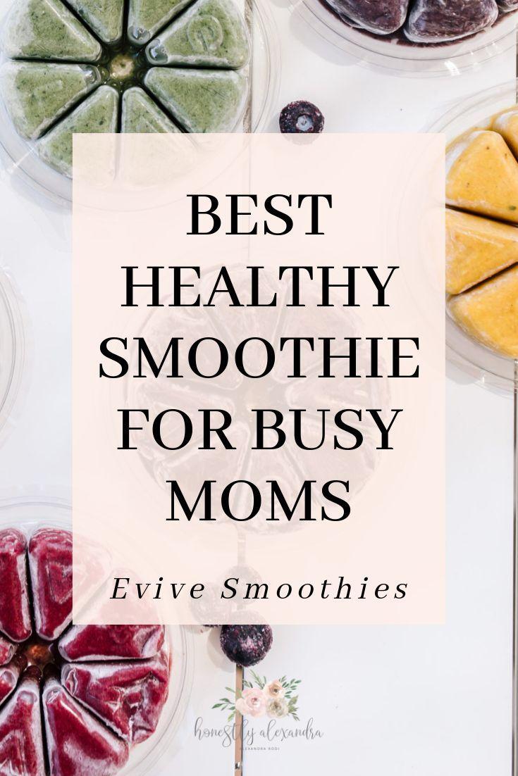 Beste einfache und schnelle Smoothies für vielbeschäftigte Mütter. Wie man ein gesundes, schnelles und ei …   – Healthy Pregnancy