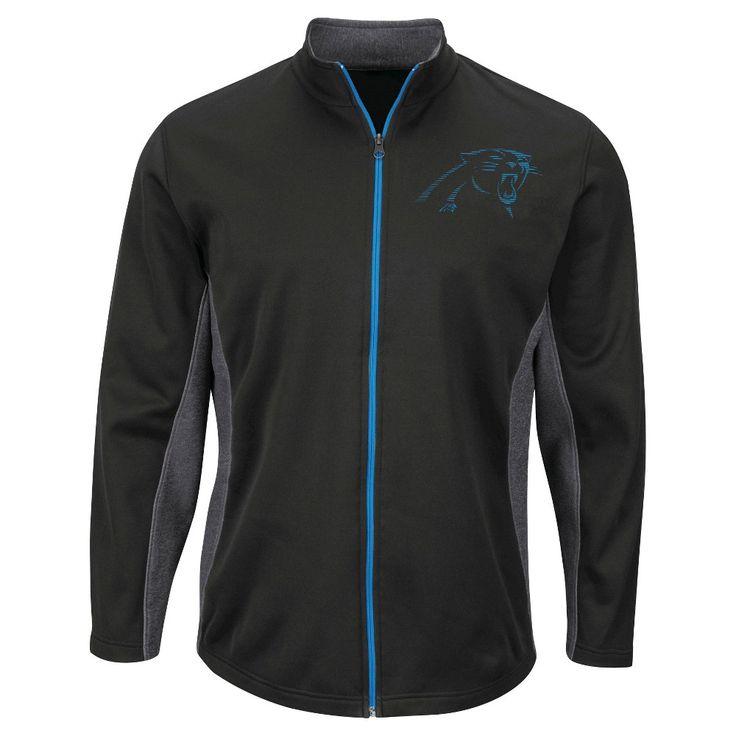 Carolina Panthers Men's Activewear Sweatshirt Xxl, Multicolored