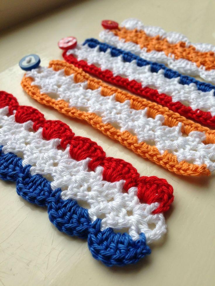 Een draadje los: Koningsdag armbandjes