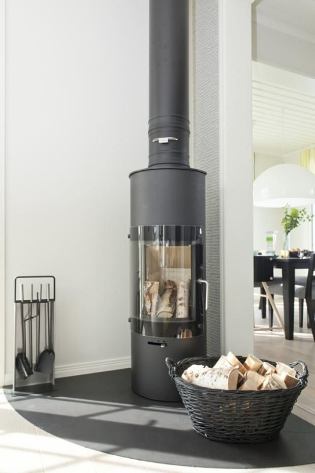 Fireplace /Takka | Asuntomessut, Finland