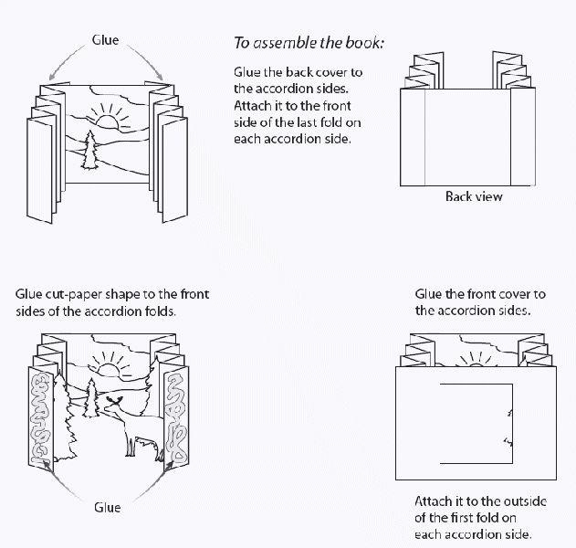 Instruções túnel Livro                                                                                                                                                                                 More