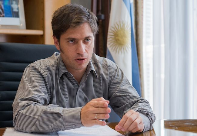 Argentina will file complaints against speculative funds in Belgium