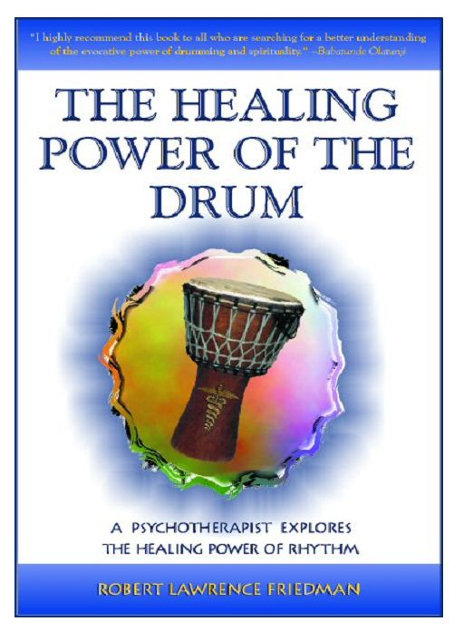 The Healing Power of the Drum: A Rhythm-Based Wellness Workshop