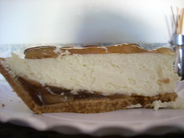 Paula Deen s Caramel Apple Cheesecake from Food.com: Thank you Paula Deen! Hubby just happened to be watching with me one day when she made these and it will always be requested in our home! It's very easy to make and such a fun twist on a plain cheesecake. It's a must try!