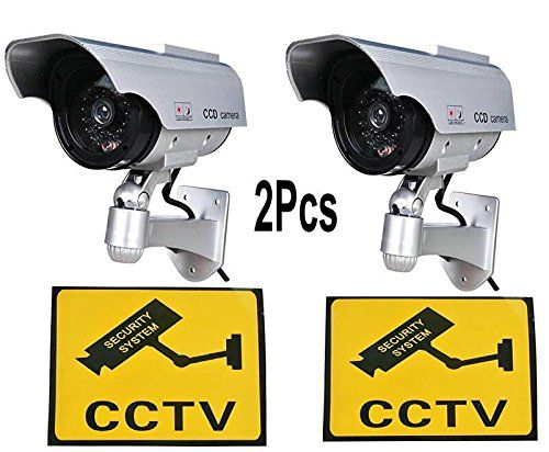 BW 2 x Solar Power Fake Outdoor Dummy Camera Security Home CCTV Camera LED Light Waterproof No description http://www.comparestoreprices.co.uk/december-2016-6/bw-2-x-solar-power-fake-outdoor-dummy-camera-security-home-cctv-camera-led-light-waterproof.asp