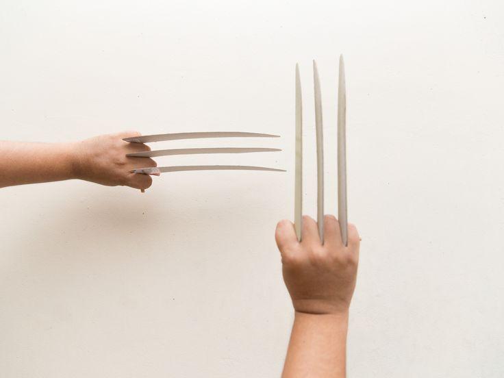 DIY Wolverine claws