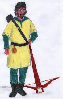 17. Isabel fundó la Santa Hermandad para mantener ley y orden en su reino.