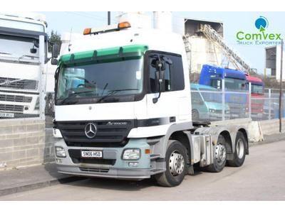 2006 MERCEDES-BENZ ACTROS 2546 6X2 TRACTOR 2006 Diesel in SUNDERLAND | Auto Trader Trucks
