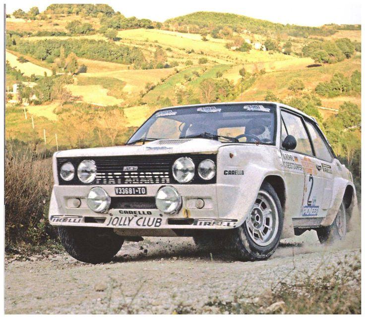Walter Rhörl & Fiat 131