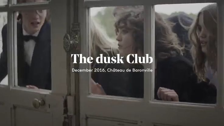Mango AW16 The Dusk Club Campaign TV Commercial ad advert 2016 MANGO TV Commercial • MANGO advertsiment • AW16 The Dusk Club Campaign • MANGO AW16 The Dusk Club Campaign TV commercial • Discover our new AW16 campaign: 'The Dusk Club'. Holiday season is just around the corner and this time we move to a decadent French château to dance till dawn and celebrate the night of our lives.  #mango #denim #fashion #gap #express #collection #AbanCommercials