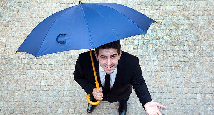Long dress umbrella insurance