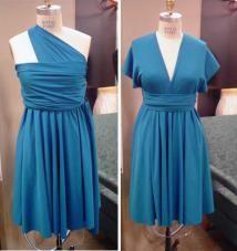infinity dress - Copyright Rostichery