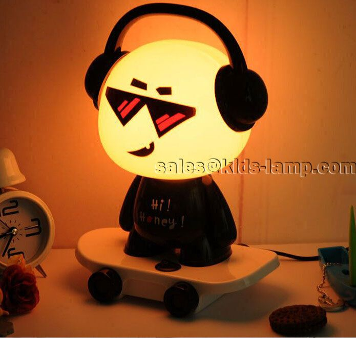 12 best Funny cute bedside table lamps images on Pinterest | Kids ...