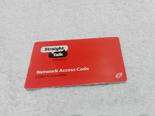 "This is CDMA phone activation code (not Sim Card), which will active your Verizon 3g CDMA phone to #Straight #Talk $45 Unlimited, Talk+Text+web Plan.  Note:""This ..."