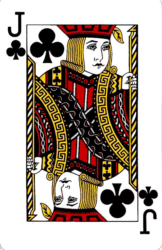 Something went wrong. Playing cards art, Playing cards