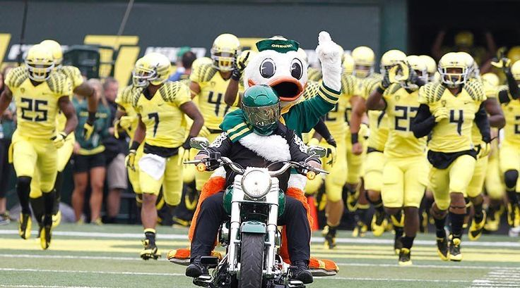 Ranking the Toughest Games on Oregon's College Football Schedule ...
